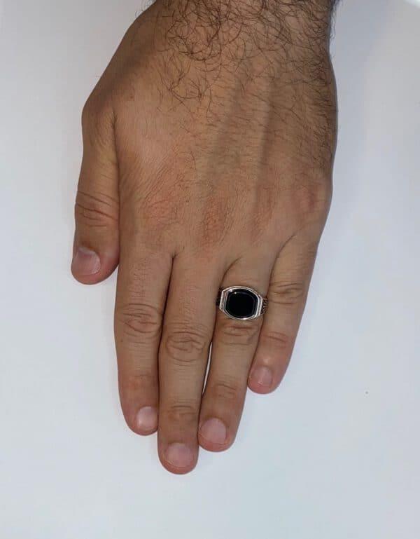 טבעת לגבר הרן אנד דאמן