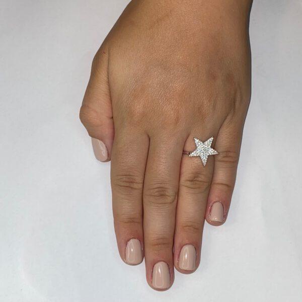 טבעת לאישה הרן אנד דאמן