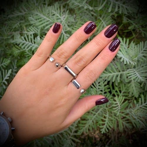 טבעת אנה כסף 925