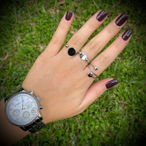 טבעת אוסקר כסף 925