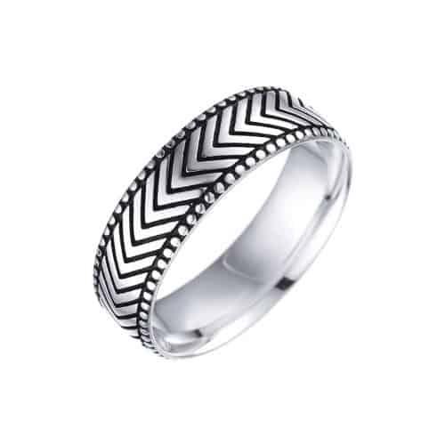 טבעת כסף 925 דיירקט