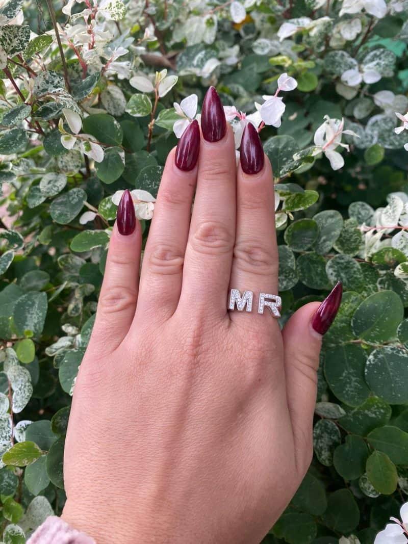 טבעת כסף 925 אותיות ספרקל טווין 3 scaled