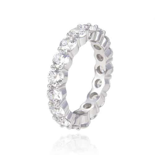 טבעת כסף 925 פרומה קלאסית
